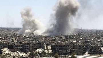 Русия предупреждава за нови ракетни и въздушни удари в Сирия