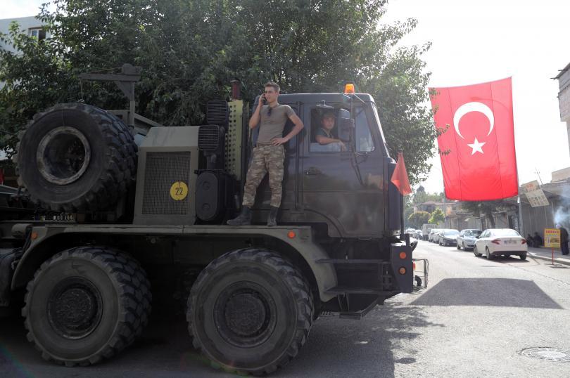 Началникът на генералния щаб на турската армия Яшар Гюлер е