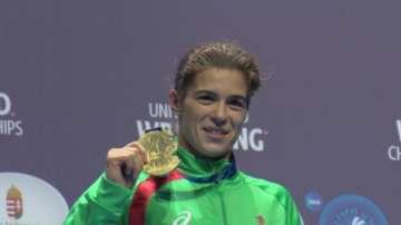 Българка стана световна шампионка по борба