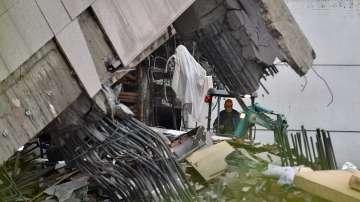 10 са вече жертвите от земетресението в Тайван