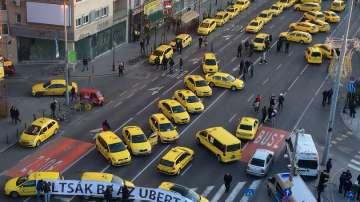 Таксиметровите протести - режисирани?