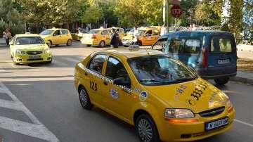 По-високи данъци за такситата от 2017 г.