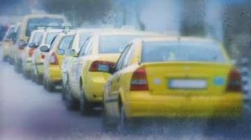 Таксиметрови шофьори отново на протест