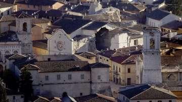 Три мощни труса бяха регистрирани днес в Централна Италия