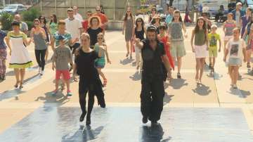 Самба, салса и бачата на фестивала Танцуваща София