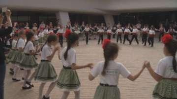 Европа танцува под купола на Ларгото