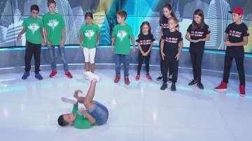 Танците като алтернатива на висенето пред компютър