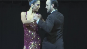 Руска двойка спечели световния шампионат по сценично танго