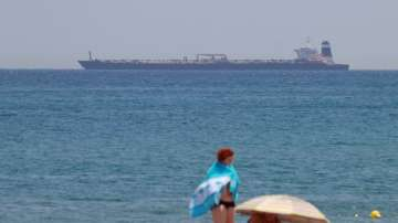 Гибралтар задържа ирански танкер с петрол