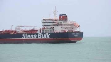 Напрежение между Лондон и Техеран след задържането на британски танкер