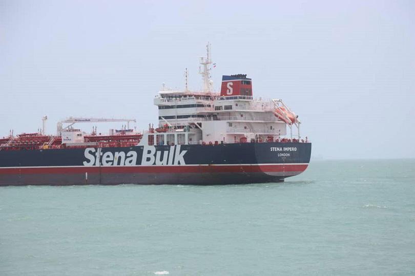Обединеното кралство препоръча на британските кораби временно да избягват Ормузкия