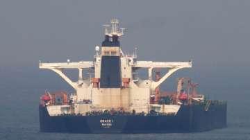 САЩ издадоха заповед за задържане на иранския танкер в Гибралтар