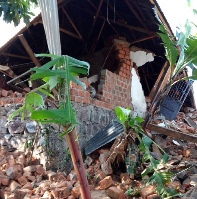 силно земетресение танзания загинали
