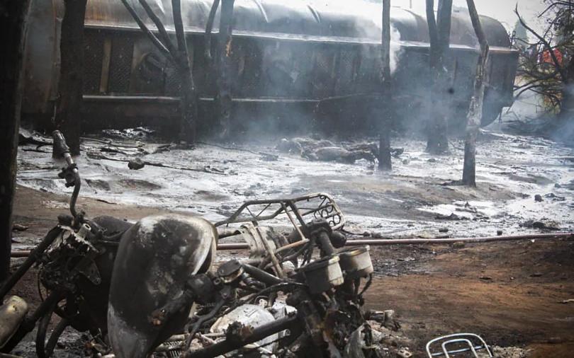 катастрофата бензиновоз танзания взе жертви