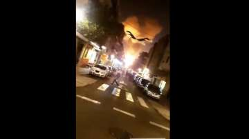 Една жертва след мощна експлозия в завод в Тарагона