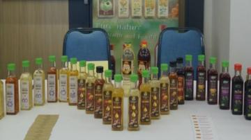 Храни и напитки от слънчева България - търговско изложение в Кишинев