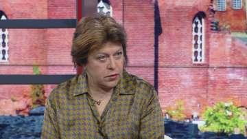 Татяна Дончева: АЕЦ Белене в понеделник е гьол, в сряда - обратното