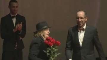 Голямата Татяна Лолова с приз за цялостен принос от фестивала Златна роза