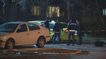 Таксиметров шофьор беше прострелян в столичния квартал Надежда 4