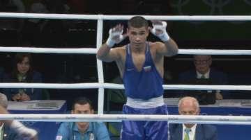 Даниел Асенов-Тайсъна европейски шампион по бокс