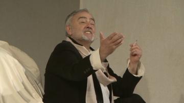 Мариус Донкин чества 70-годишния си юбилей на сцената на Народния театър