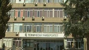 Маскирани мъже опитаха да оберат банкомат в ТУ - Варна