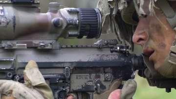 Стотици единици бойна техника на НАТО ще преминат през България