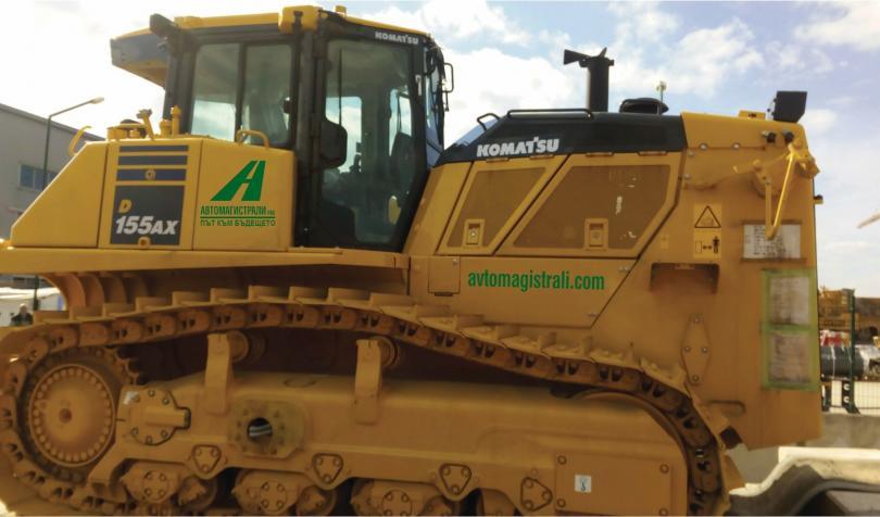 снимка 2 Автомагистрали ЕАД купува нови камиони и тежка строителна техника