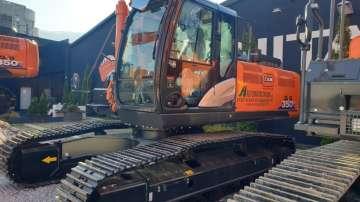 Автомагистрали ЕАД купува нови камиони и тежка строителна техника