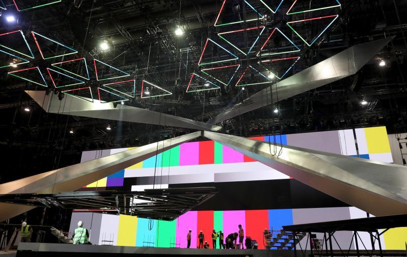 дана интернешънъл открива евровизия 2019 мадона специален гост форума