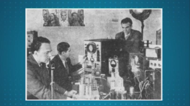65 години от първото телевизионно предаване в България и на