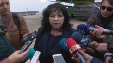 Теменужка Петкова: В страната ни не се очаква липса на природен газ