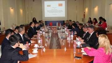 Теменужка Петкова запозна китайски ядрени експерти с енергийния ни сектор