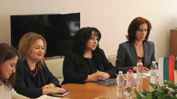 Енергийните министри на България и Гърция обсъдиха газовата връзка