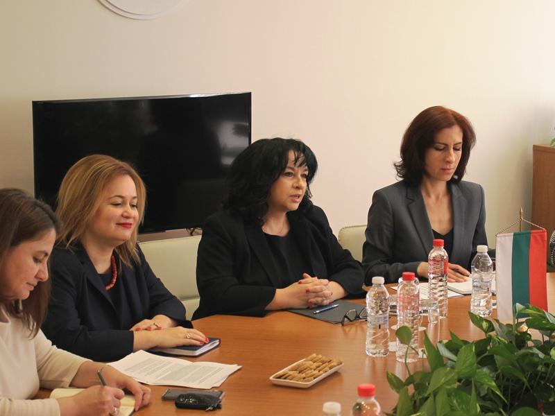 енергийните министри българия гърция обсъдиха газовата връзка