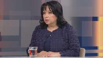 Теменужка Петкова: Има опастност преносът на газ да заобиколи България