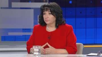 Т. Петкова: Българската държава ще участва в проекта АЕЦ Белене