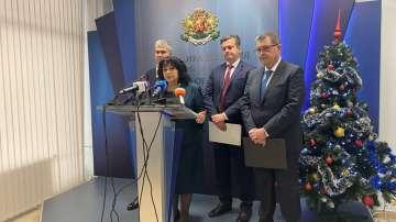 България ще получава газ от Турция от 1 януари