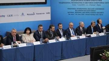 """Т. Петкова: АЕЦ """"Белене"""" ще увеличи енергийната сигурност в целия регион"""