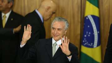 Нов президент на Бразилия от днес