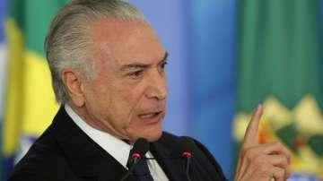 Главният прокурор на Бразилия внесе обвинение в корупция срещу президента