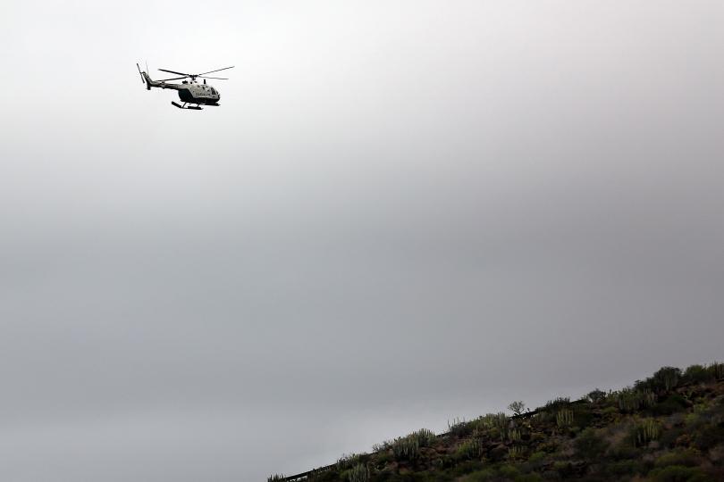 откриха телата германка детето ѝ пещера остров тенерифе