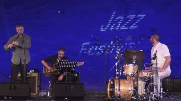 Теодосий Спасов и неговото трио участваха на Европейския джаз фестивал в Доха