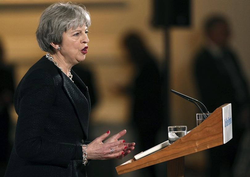 Британският премиер Тереза Мей увери, че Лондон и Брюксел са