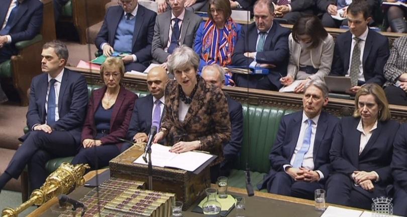 Британският премиер Тереза Мей заяви, че ще опита да намери