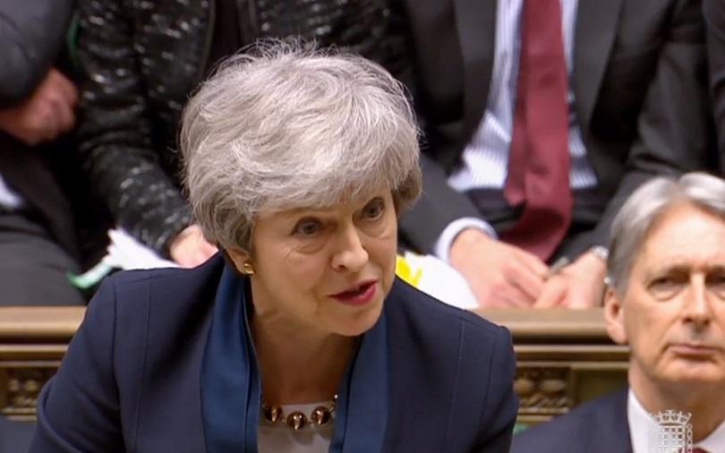Британският министър-председател Тереза Мей ще ръководи заседание на правителствената комисия