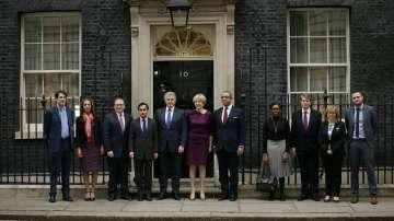 Тереза Мей обяви промените в британското правителство