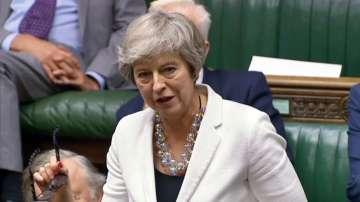 Тереза Мей пред британския парламент: Имам усещане за дежа вю