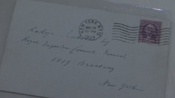 Изгубените писма на Тесла