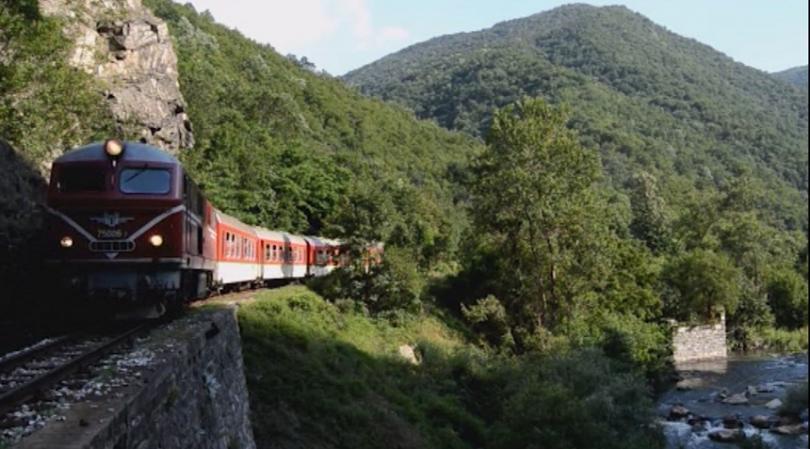 За първи път в България е създаден железопътен аудиотур. Той